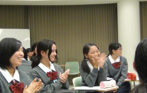 岡山清心女子高等学校セミナー