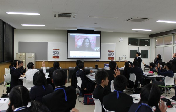 福岡県立城南高等学校セミナー