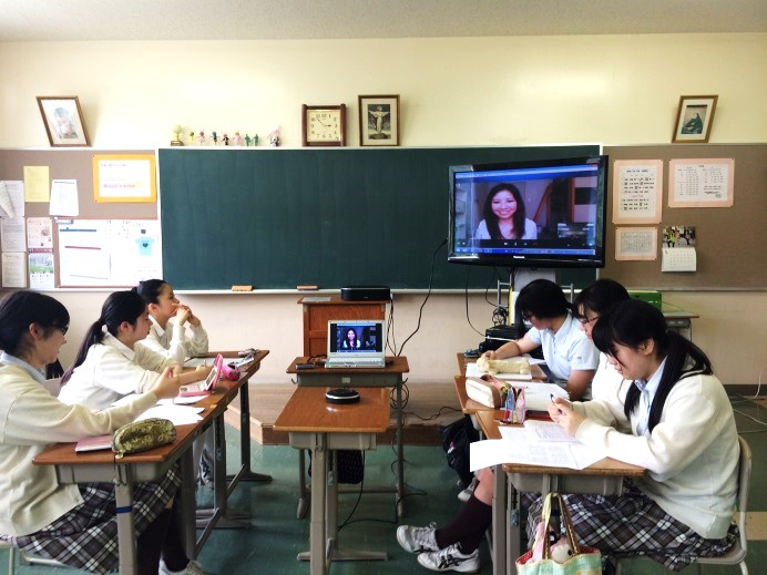 札幌聖心女子学院高等学校セミナー