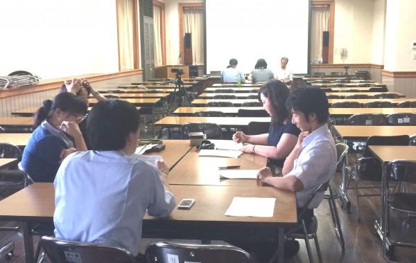 熊本県立済々黌高等学校 教員研修