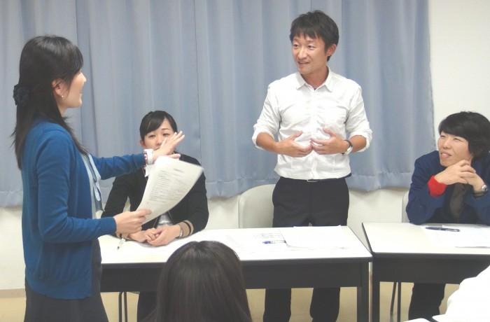 神戸市立葺合高等学校 教員研修