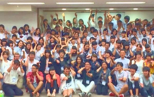 PDA 全国高校 即興型英語ディベート合宿・大会2015