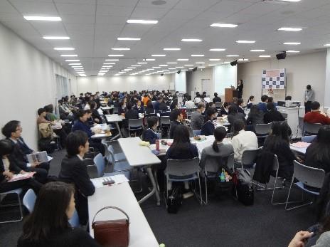 第1回 PDA高校生即興型英語ディベート全国大会